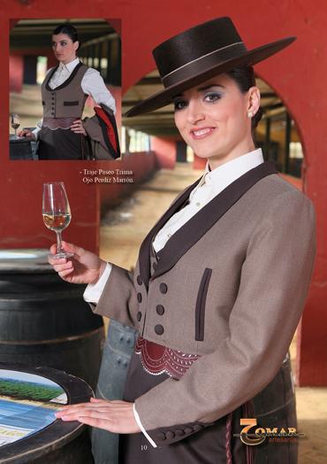 678abfa270aa Camperos | Trajes de Flamenca Los Caminos